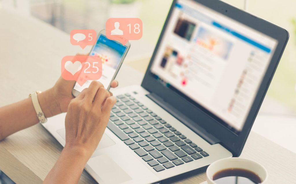 come fidelizzare i clienti - social network