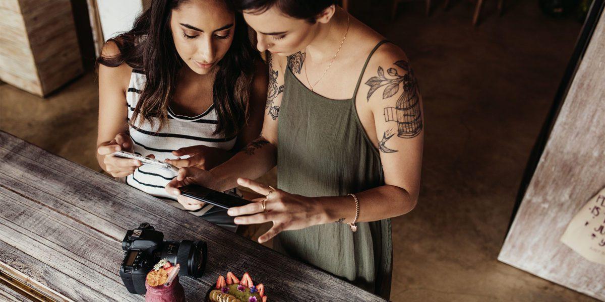 Food blogger e influencer per ristoranti