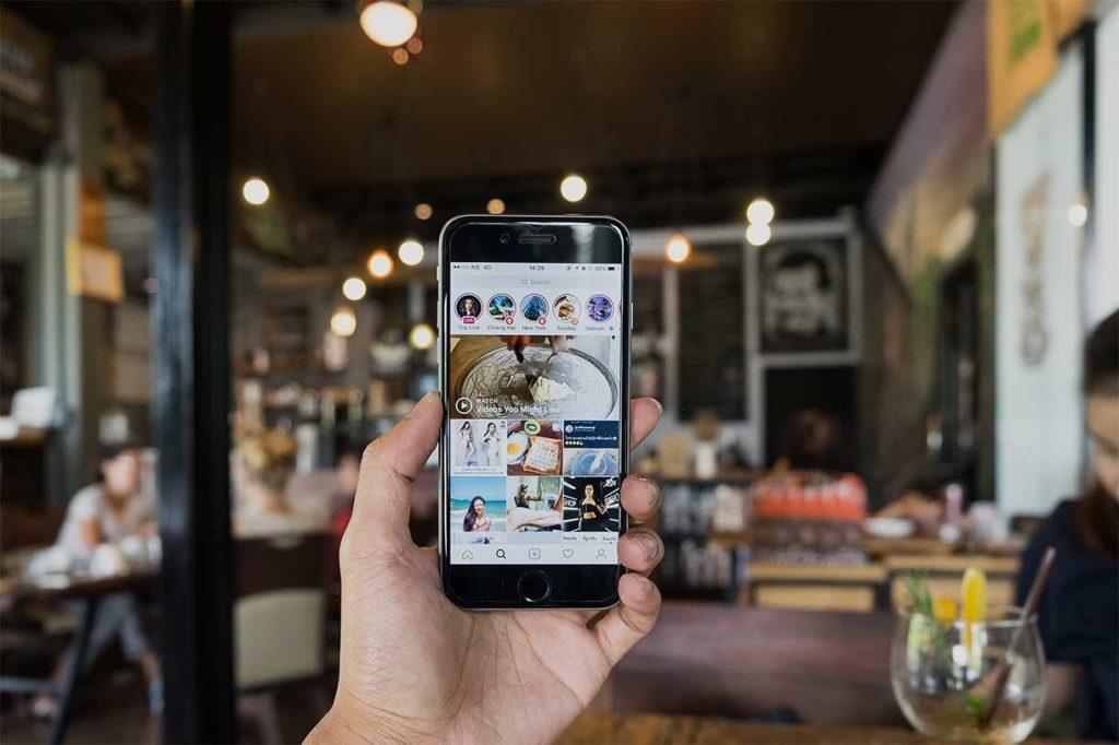 marketing di sucesso: Instagram