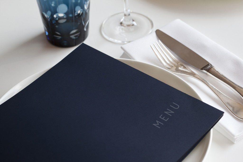 comecreare un menu per ristorante con Word: l'importanza dell'organizzazione