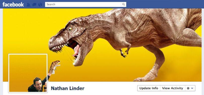 Idee per la tua copertina di Facebook: Nathan Linder
