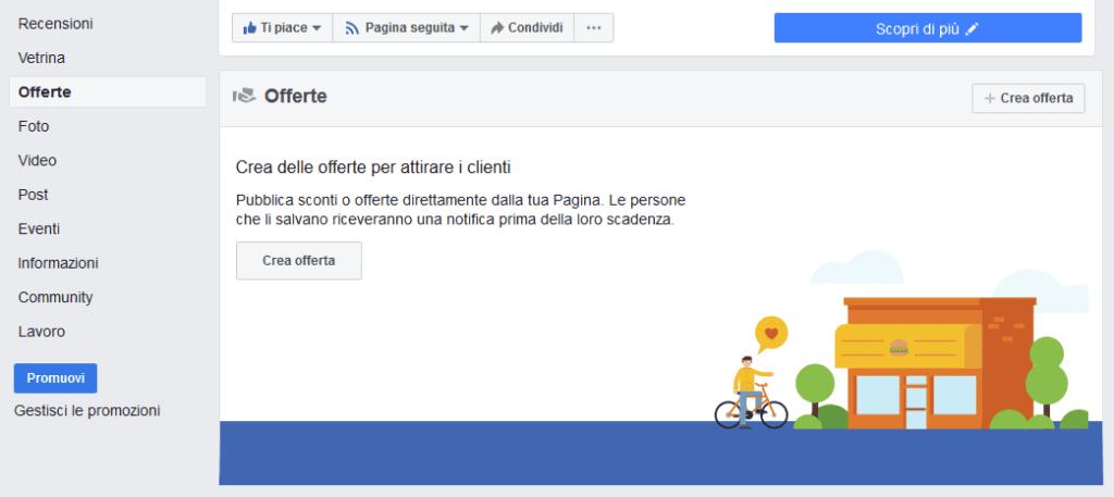 Offerte - Facebook