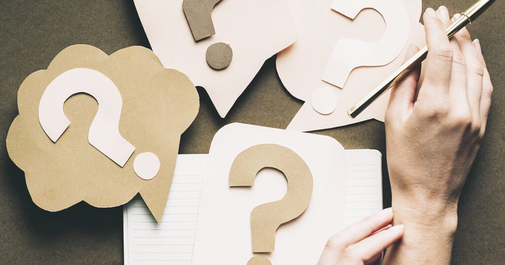 creare contenuti seo di valore con le domande