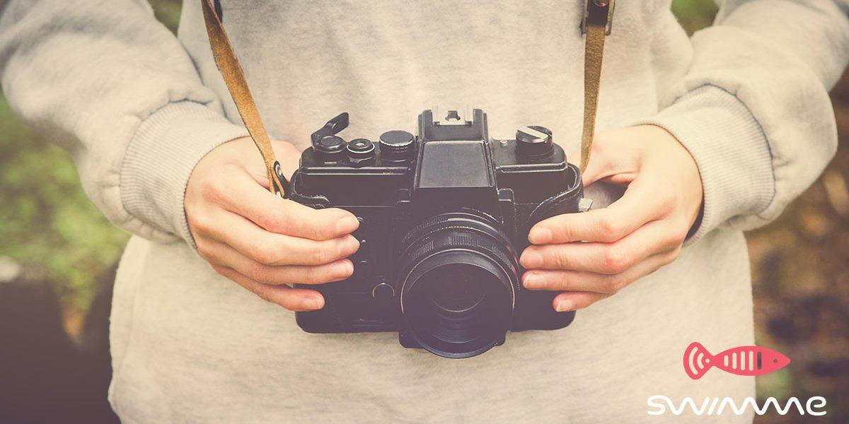 portfolio fotografico online