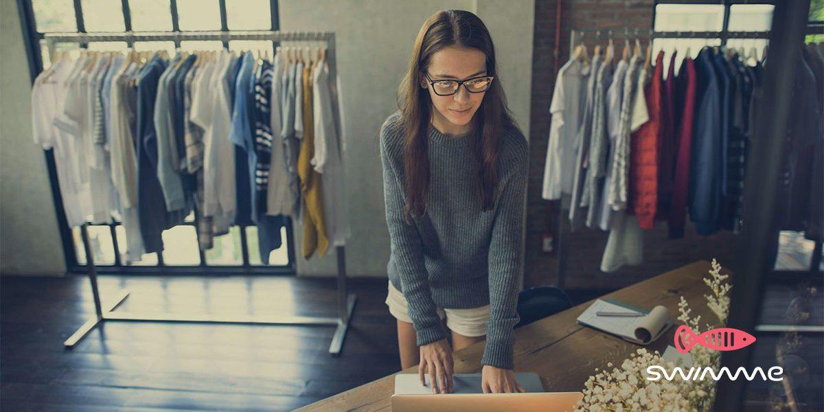 negozio di abbigliamento online