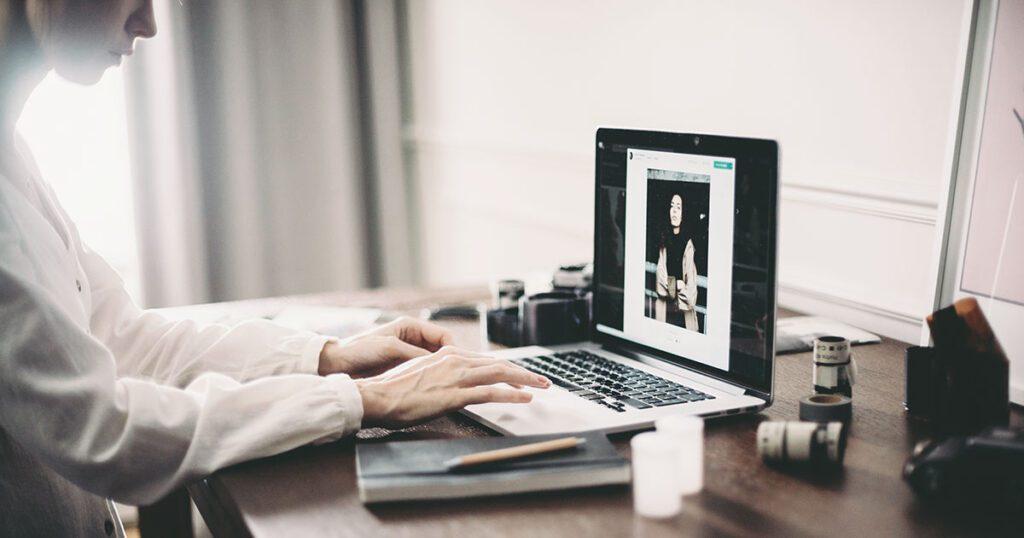 proteggere immagini sito web per fotografi