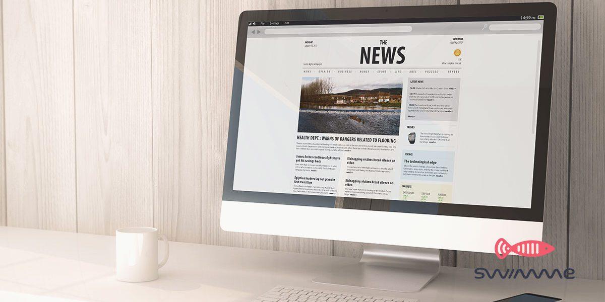 Pubblicità sui giornali online