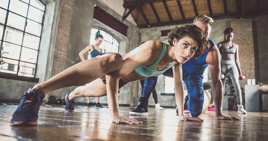 specializza la tua attività di personal trainer in un solo settore