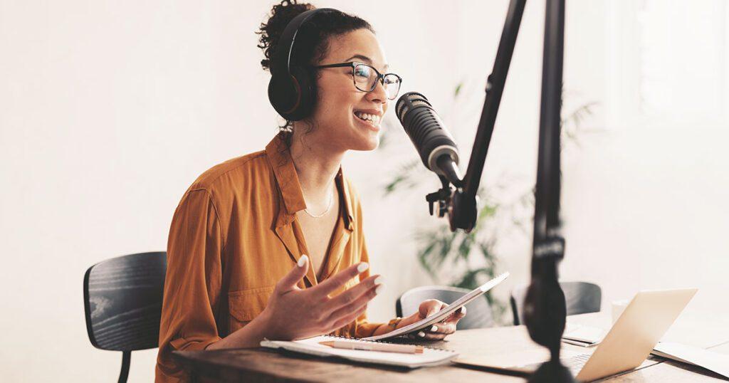 come tenere insieme blog e podcast