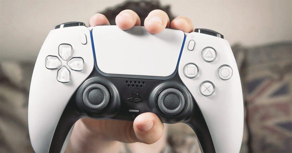 gamepad playstation 5